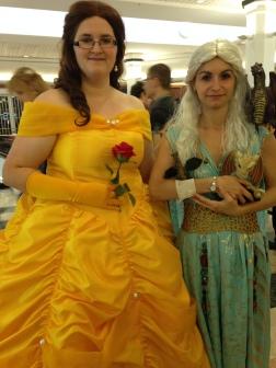 Belle et Daenerys